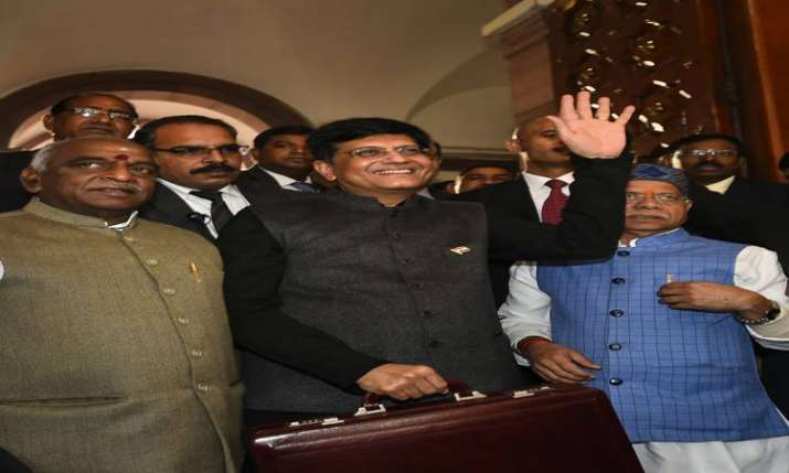 Union Budget 2019 Piyush Goyal