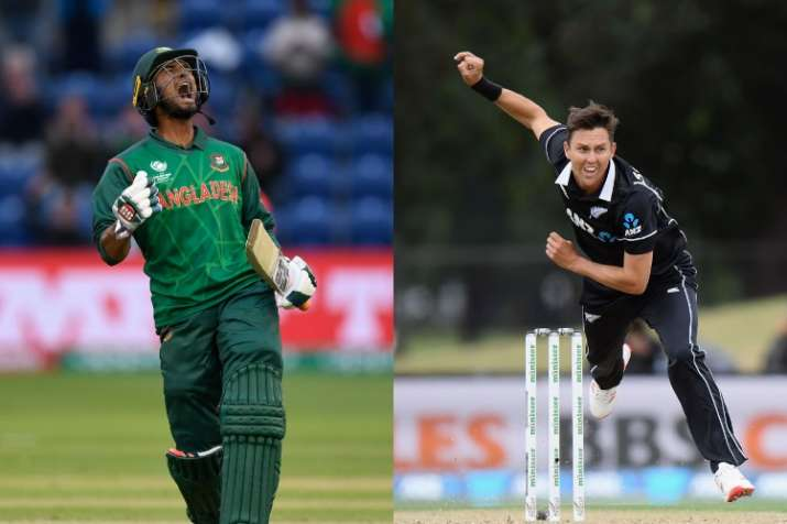 Mahmudullah, Trent Boult fined for breaching ICC Code of Conduct in second ODI