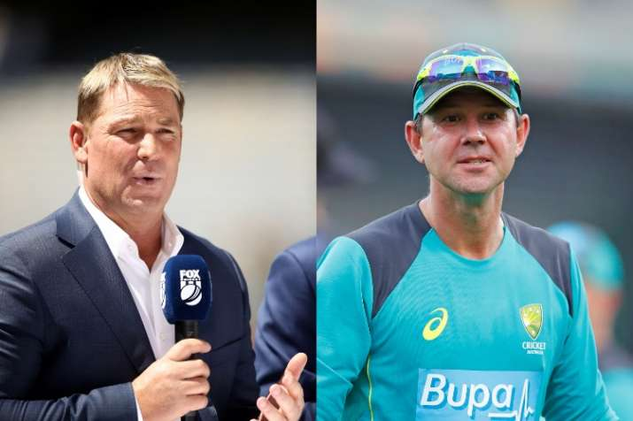 Shane Warne not in favour of Ricky Ponting being a part of IPL 2019