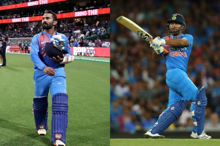 Is Dinesh Karthik's ODI future over? Is Rishabh Pant ready for the big stage? Sanjay Manjrekar has his say