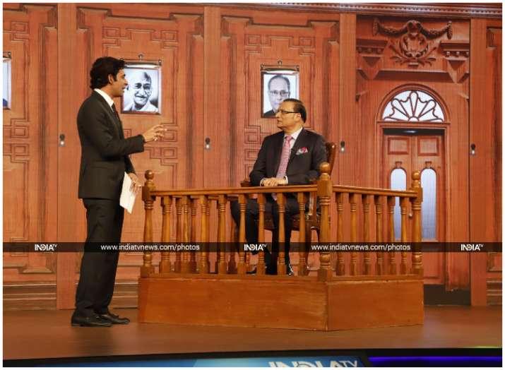 Rajat Sharma bares his heart on Aap Ki Adalat