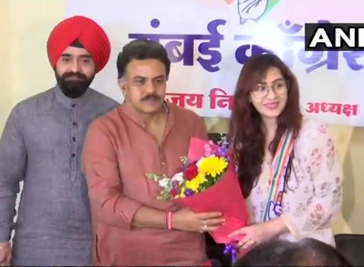 Shilpa Shinde to contest Lok Sabha Elections as Congress candidate in Mumbai