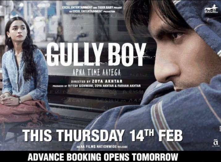 India Tv - Gully Boy HD Images, Posters, Wallpapers