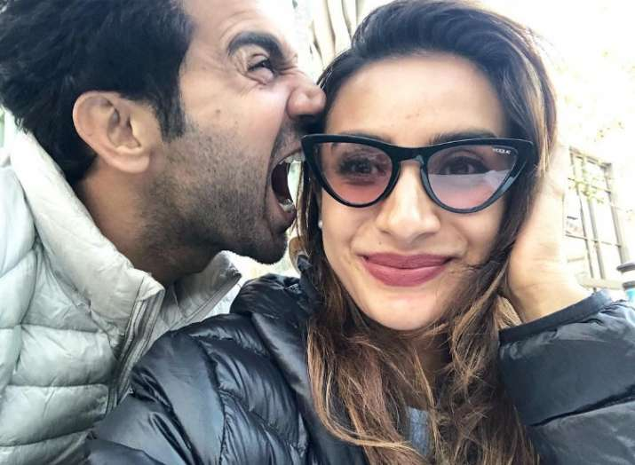 Rajkummar Rao's cute birthday wish for girlfriend Patralekhaa is everything love