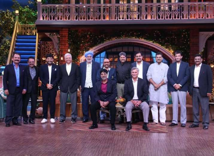Kapil Dev to grace The Kapil Sharma Show along with 1983 Cricket World Cup winning team