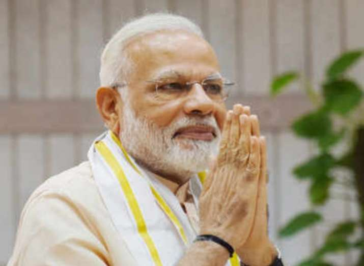 PM Modi assures country in safe hands, says he will not let country down