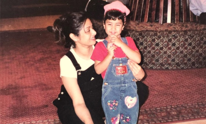 janhvi kapoor on sridevi's first death anniversary