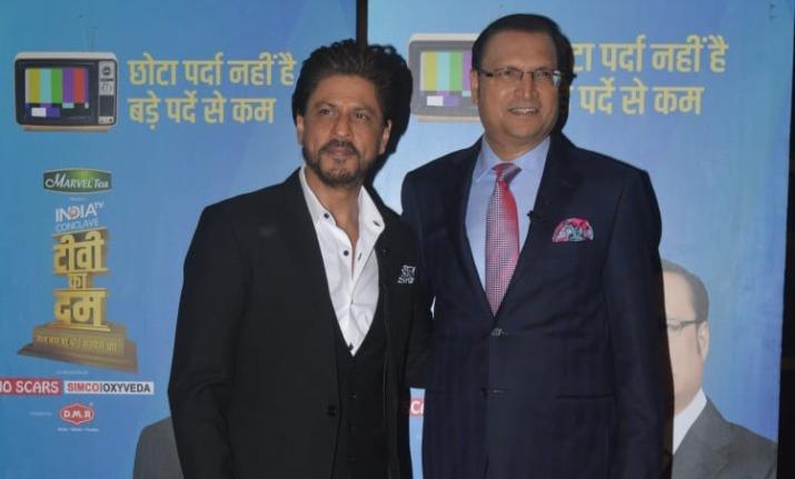 TV Ka Dum: Shah Rukh Khan finally reveals story behind his