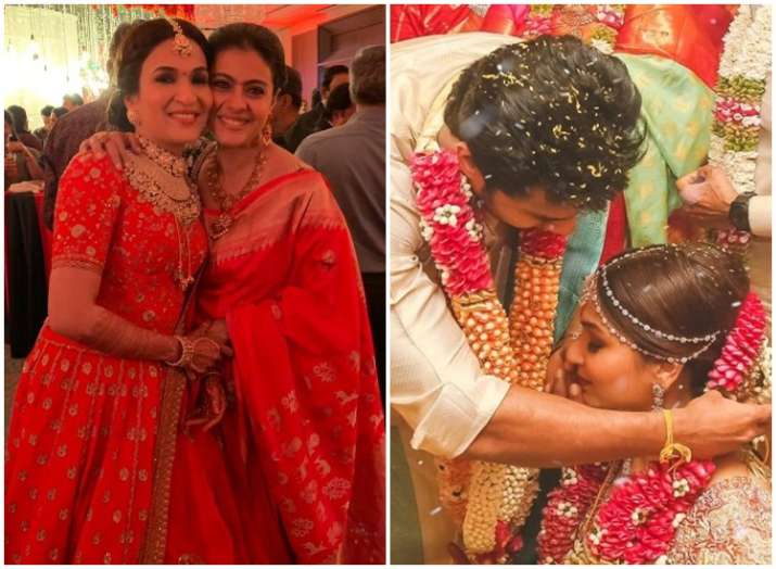 Soundarya Rajnikanth wedding reception