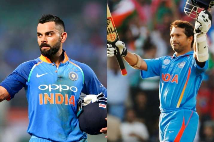 Whos The Better Batsman Between Sachin Tendulkar And Virat Kohli