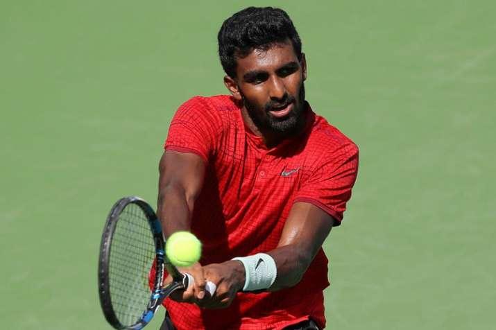 Davis Cup: Matteo Berrettini defeats Prajnesh Gunneswaran, Italy take 2-0 lead