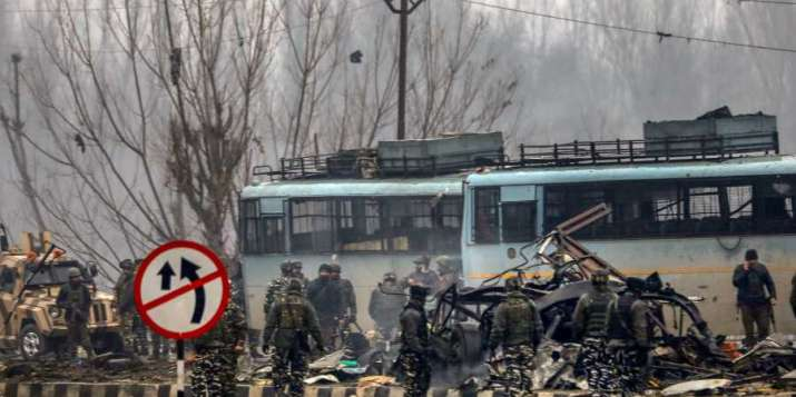 Pulwama Terrror Attack: 'There was total mayhem and confusion', here is how CRPF troopers got trapped