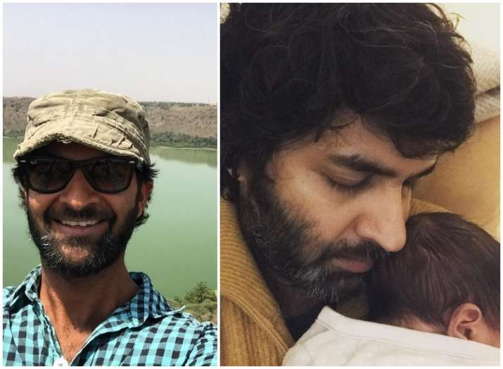 See Purab Kohli's adorable Instagram post; Rock On actor blessed with baby boy