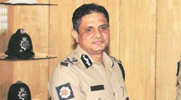 Kolkata Police chief