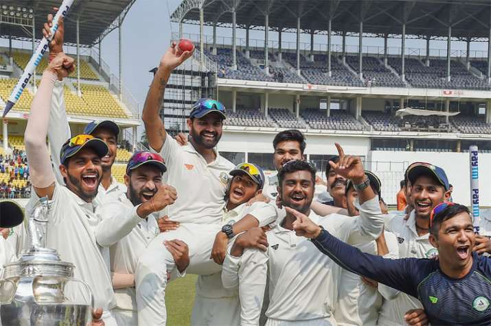 Ranji Trophy: Character of this Vidarbha's side came to fore in this final, says coach Pandit