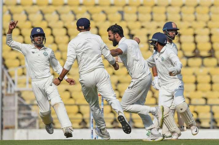 Ranji Trophy Final: Cheteshwar Pujara falls cheaply as Vidarbha inch closer to title