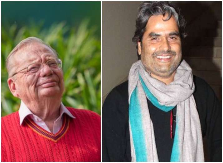 Author Ruskin Bond and filmmaker Vishal Bhardwaj to collaborate again? Know more