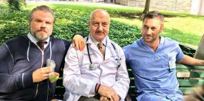 Anupam Kher's medical series New Amsterdam to have season