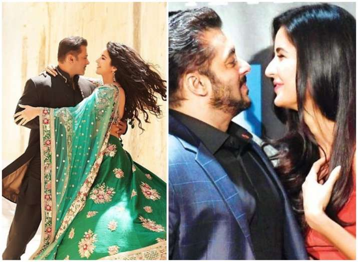 Salman Khan and Katrina Kaif to shoot wedding sequence for Bharat? Deets inside