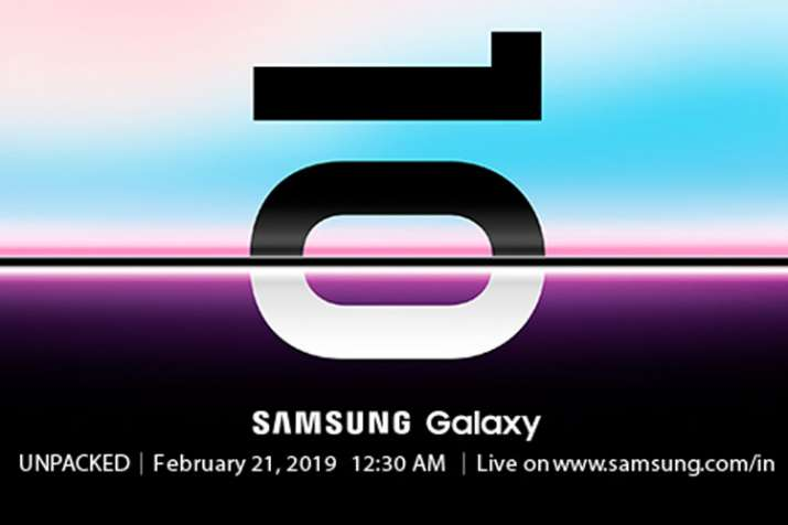 Samsung Galaxy S10, Galaxy S10 plus and Galaxy S10e set to launch tonight. Everything to know