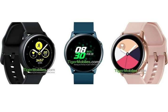 India Tv - Samsung Galaxy Watch Active