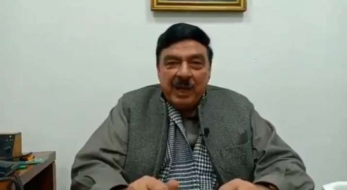 Pak rail minister admits '14 Indian fighter jets' destroyed
