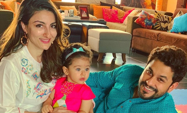 Soha Ali Khan on Inaaya Naumi Kemmu: Don't like my daughter being clicked