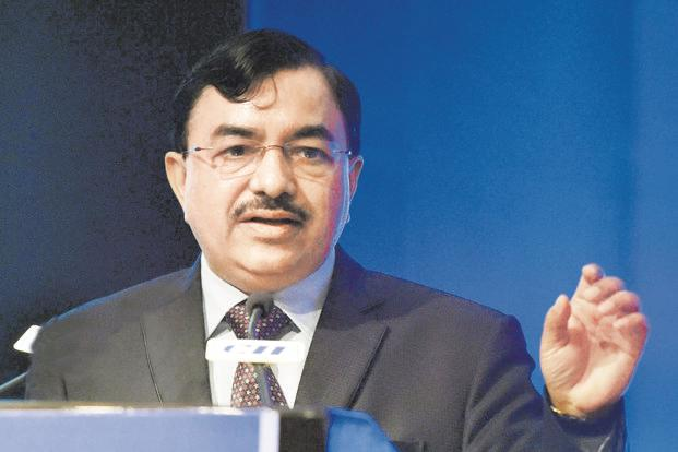 Election Commissioner Sushil Chandra