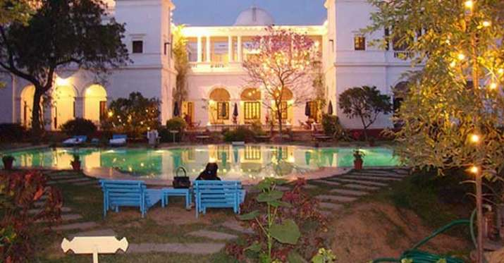 India Tv - Pataudi Palace in Gurgaon