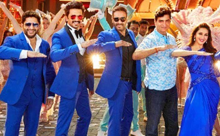 Total Dhamaal Box Office Collection Day 1: Madhur Dixit, Anil Kapoor starrer earns Rs 16.50 crore
