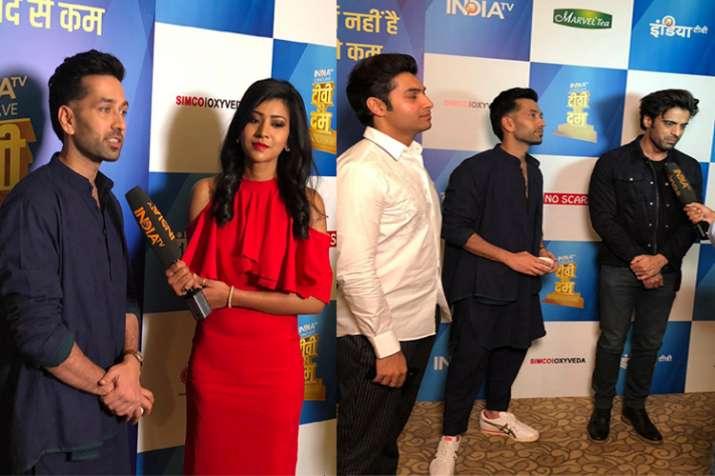 TV Ka Dum: Nakuul Mehta, Sharad Malhotra, Mohit Malik reveal their journey on small screen