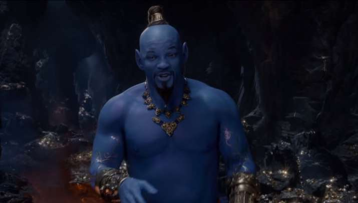 Aladdin Teaser Will Smith Is The Sassiest Genie Weve Seen