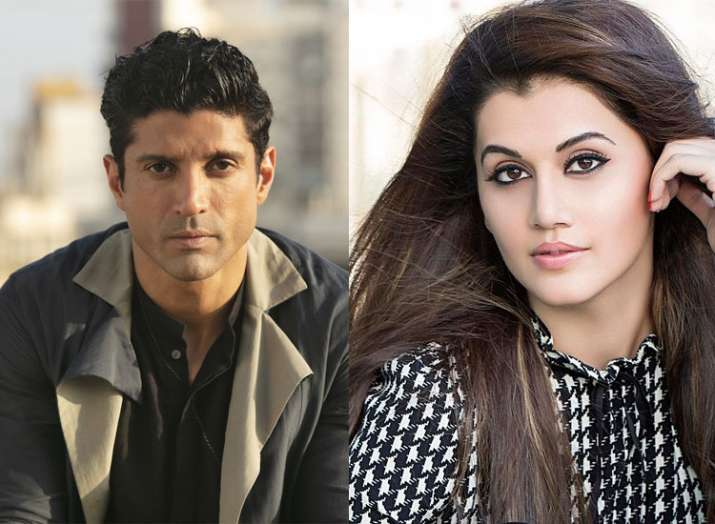 Taapsee Pannu, Farhan Akhtar and other B-Town celebs urge