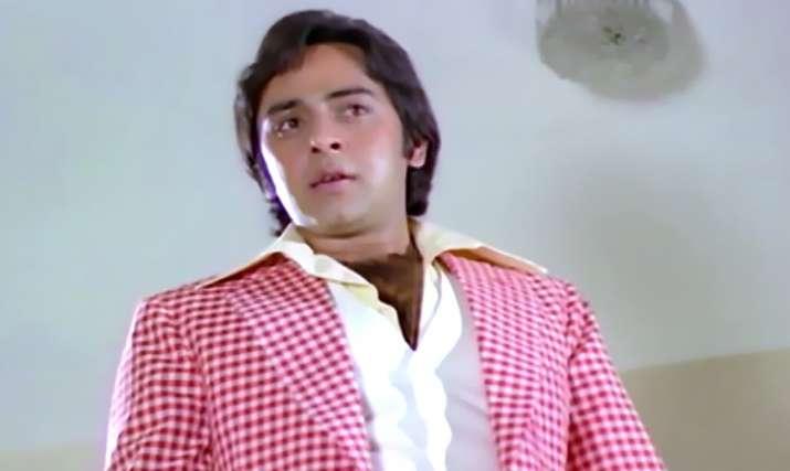 Vinod Mehra's son Rohan remembers him on his 74th birthday