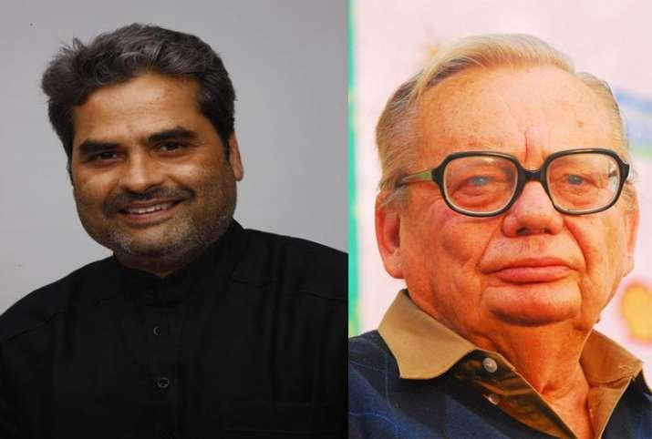 Vishal Bhardwaj, Ruskin Bond might work on a film soon