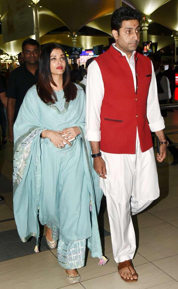 India Tv - Aishwarya Rai Bachchan, Abhishek Bachchan