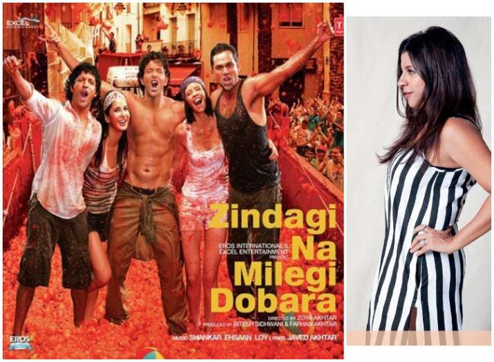 Zoya Akhtar working on the sequel of Zindagi Na Milegi