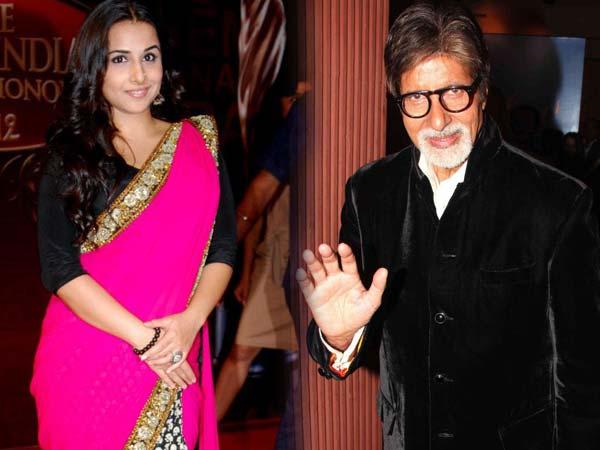 Amitabh Bachchan, Akshay Kumar, Vidya Balan and other