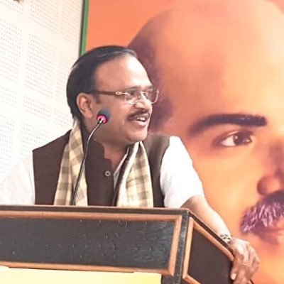 BJP general secretary Anil Jain