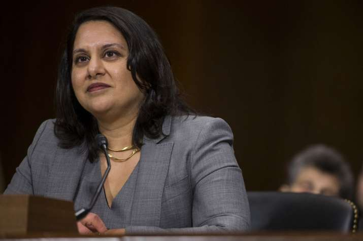 Indian-American Neomi Rao sworn in as judge of powerful US