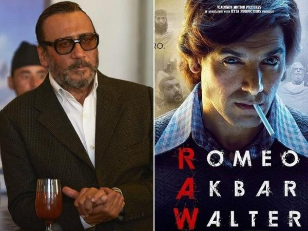 Romeo Akbar Walter: Jackie Shroff opens up on his character