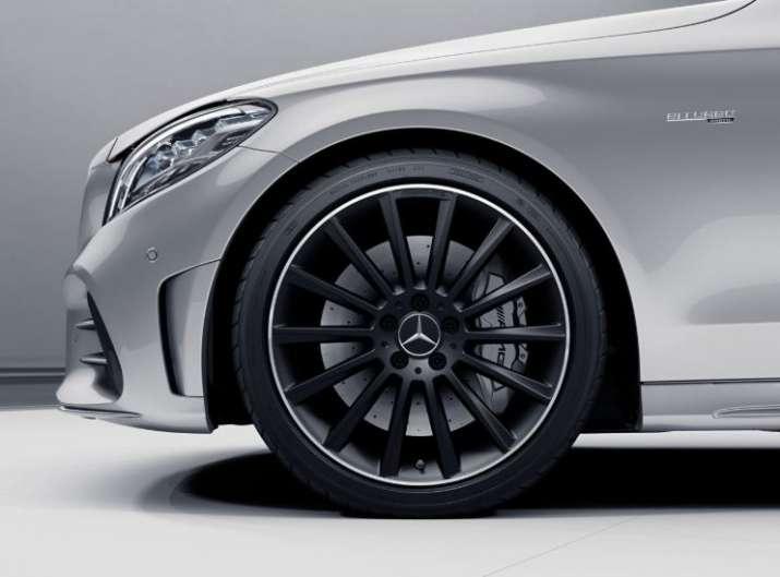 India Tv - 2019 Mercedes-AMG C43 Coupé 4 Matic