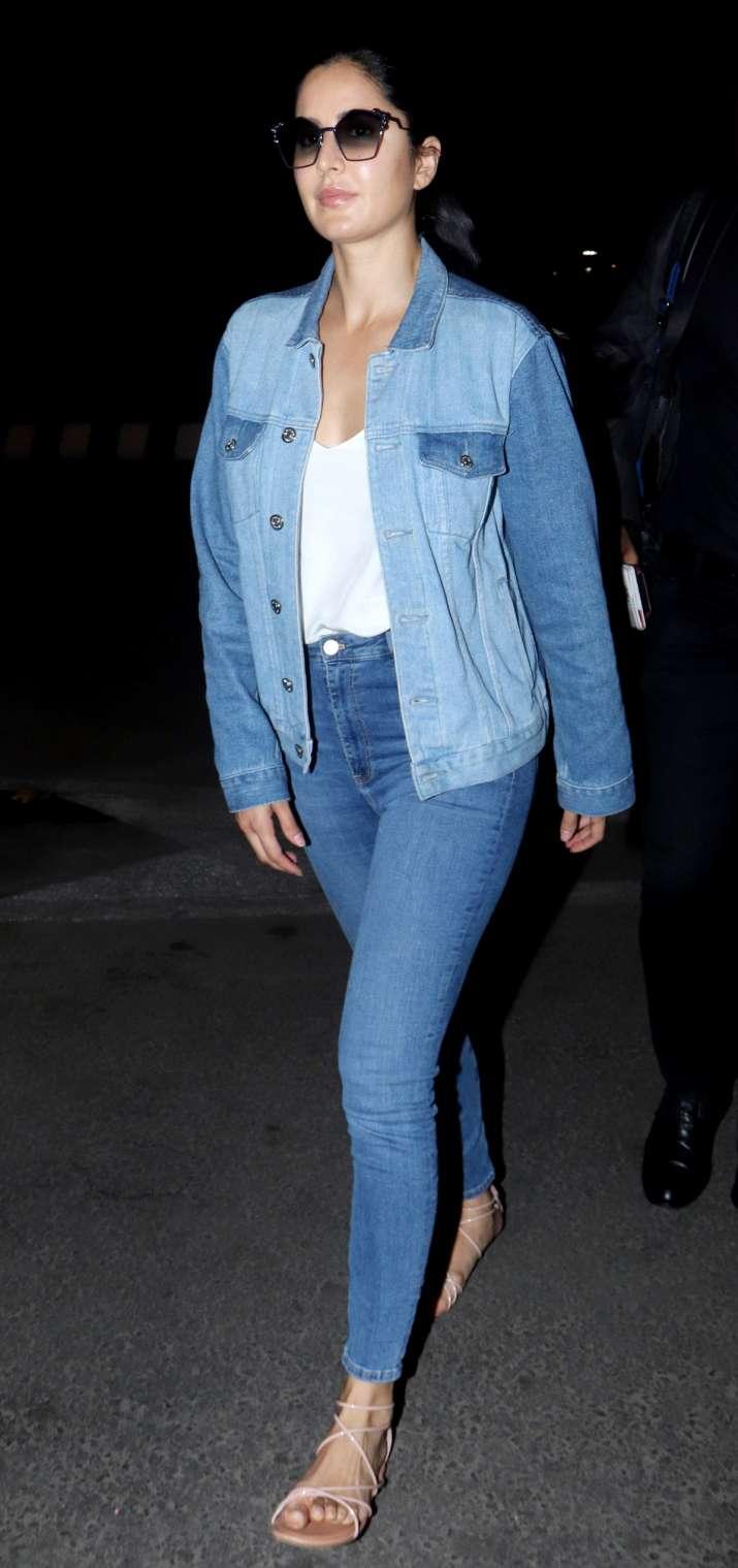 India Tv - Katrina Kaif leaves forDa-Bangg Tour Reloaded