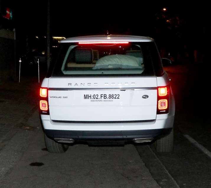 India Tv - Katrina Kaif gifts herself a new Range Rover