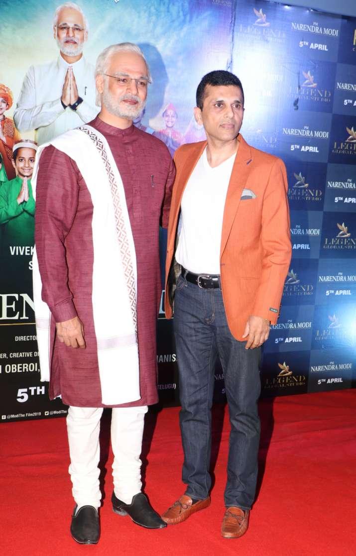 India Tv - PM Narendra Biopic Trailer launch: