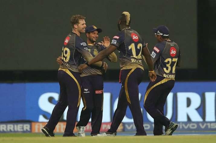 Live Cricket Score, IPL 2019, Kolkata Knight Riders vs