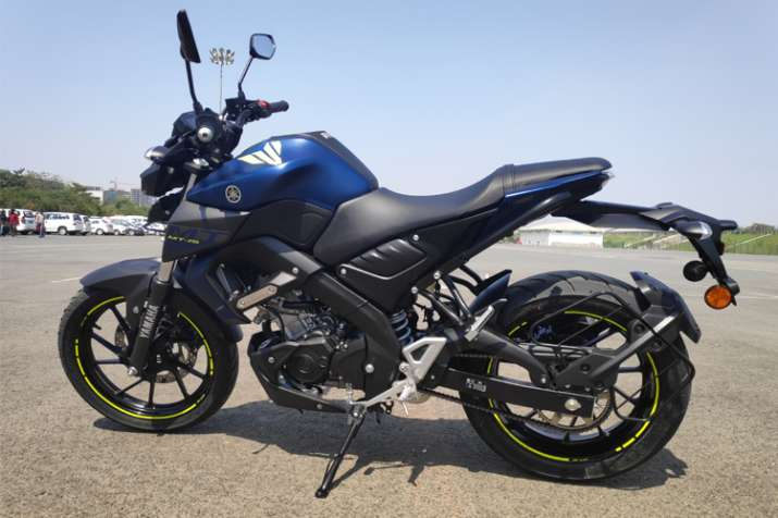 India Tv - Yamaha MT-15