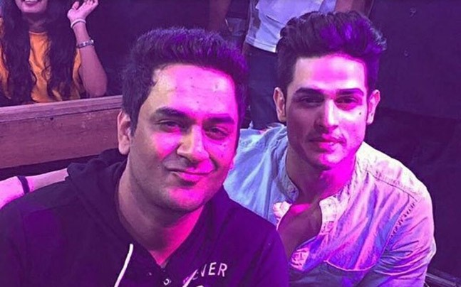 priyank sharma vikas gupta fight