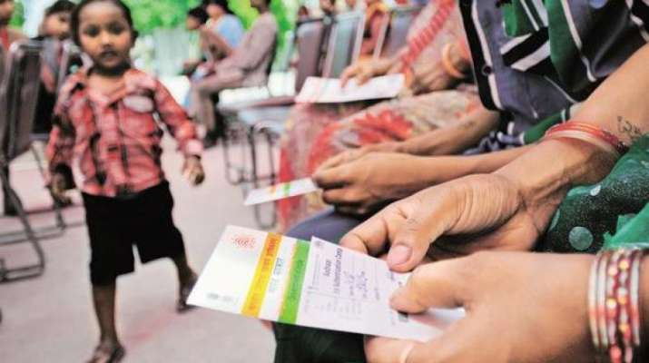 Aadhaar: How you can get 12 digit identification number