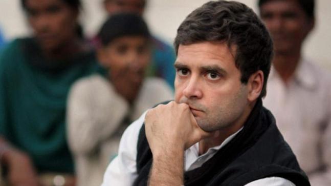 Case filed against Rahul Gandhi for addressing Jaish chief